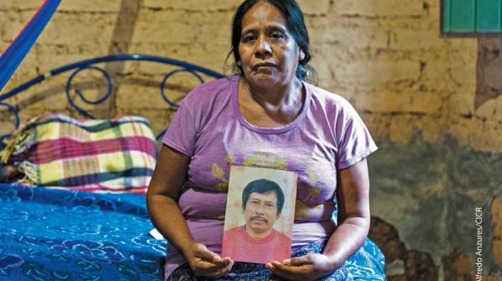 Acción en favor de las personas desaparecidas y sus familiares
