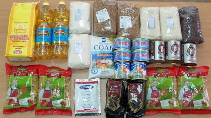 РФ: началась раздача гуманитарной помощи для пострадавших от наводнения в Республике Адыгея