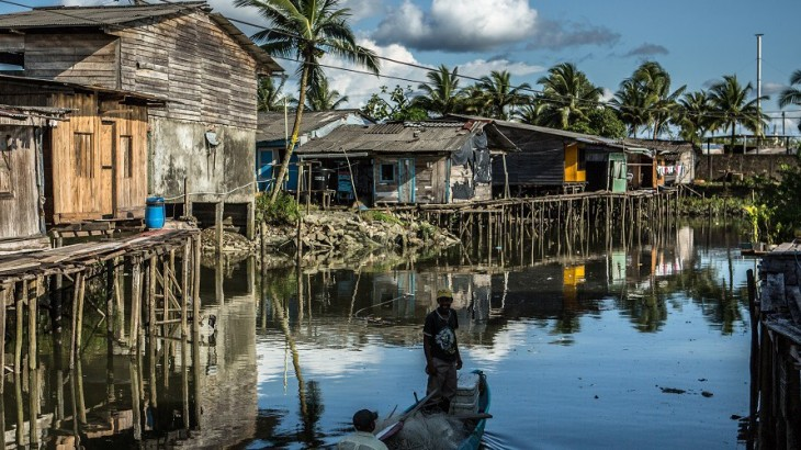 Situação humanitária e ação do CICV na Colômbia