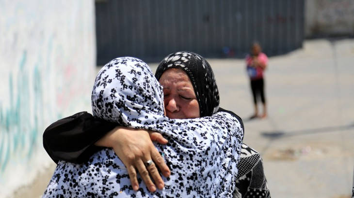From Hebron to Gaza: Reunited after 14 years