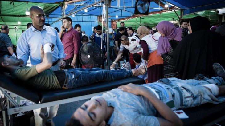 Gaza : le CICR distribue des secours médicaux