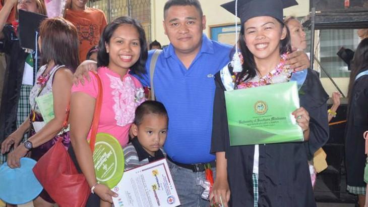 菲律宾:一位志愿者父亲的遗产