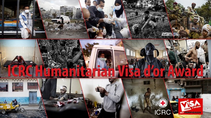 Humanitarian Visa d'Or 2017: Get clicking to win ICRC's top photo award