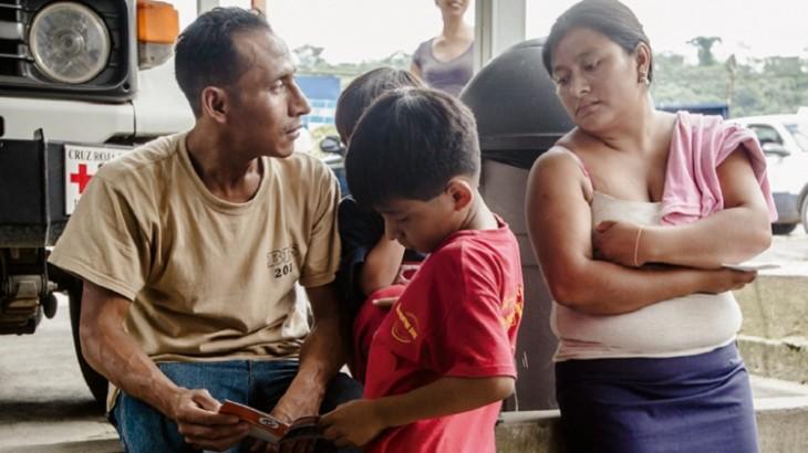 México y América Central: personas migrantes y sus familias