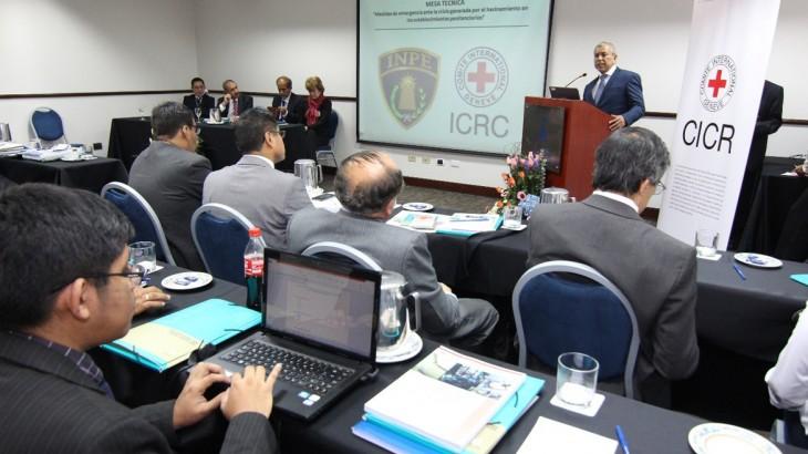 Perú: mesa de trabajo sobre hacinamiento penitenciario presentará propuestas legislativas