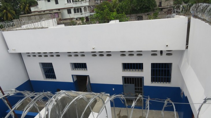 Haiti: New custody area for women in Les Cayes prison