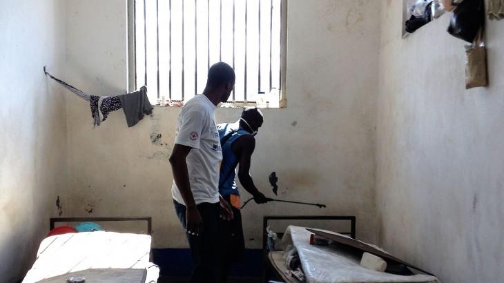 Le CICR en Haïti : faits et chiffres 2015