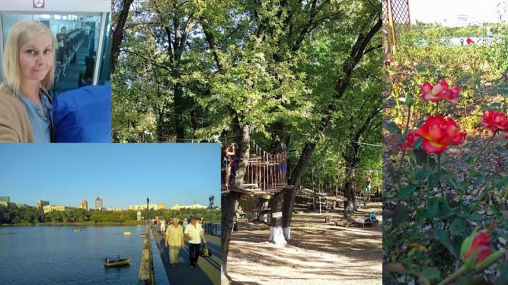 Из Финляндии в Донецк: глазами иностранки