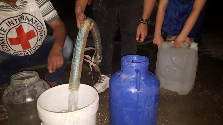 叙利亚:重要供水站停运,平民处境令人担忧