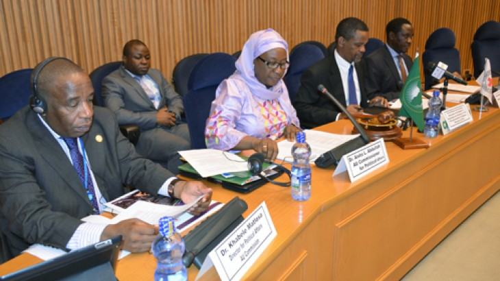 African Union: Seminar on protection of health services