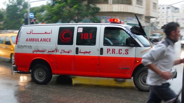 لنضع الأمور في نصابها: لا شبهة تحيّز في تصرف الهلال الأحمر الفلسطيني
