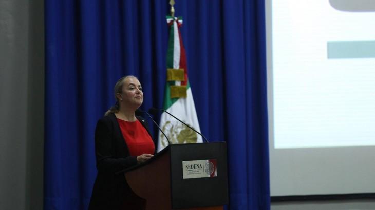 México: Discurso de la Dra. Helen Durham, Directora del Departamento de Derecho Internacional y Políticas Humanitarias del CICR en inauguración del SWIRMO