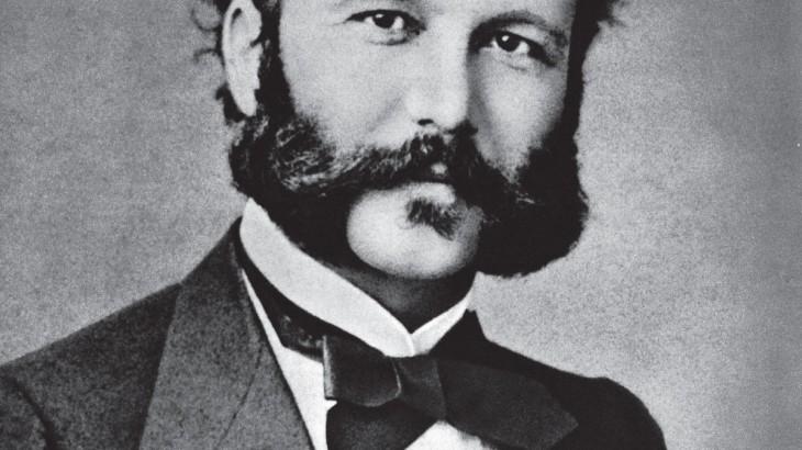 Henry Dunant- biografia