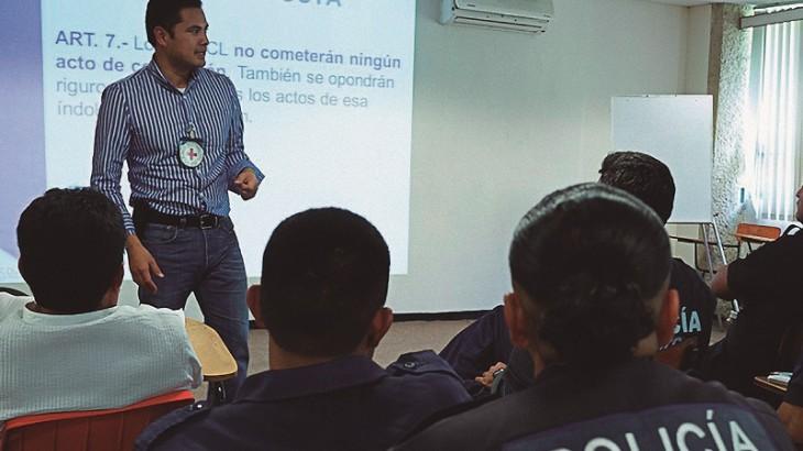 Honduras: nuevo acuerdo sobre uso de la fuerza