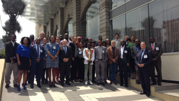 ICRC and African RECs discuss migration, arms proliferation and respect of IHL