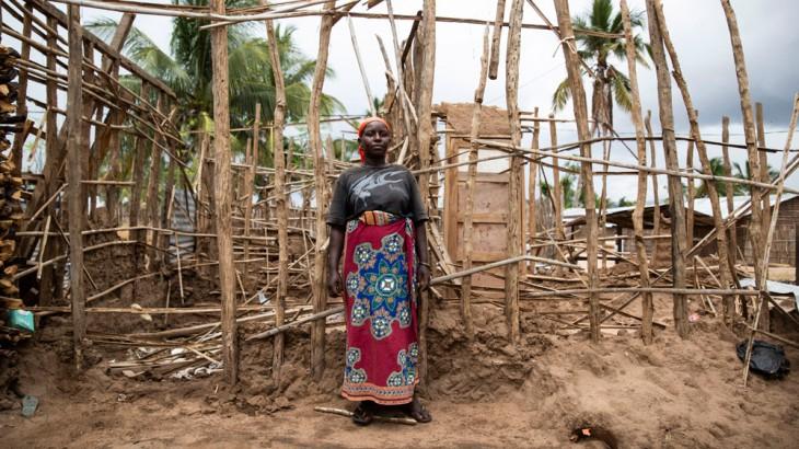 Mozambique : la violence armée exacerbe les souffrances des victimes du cyclone