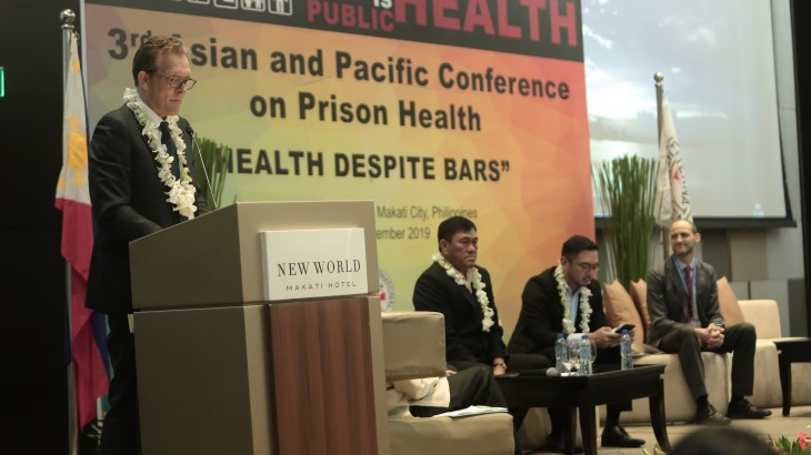 Health despite bars: Asia-Pacific region tackles state of prison health