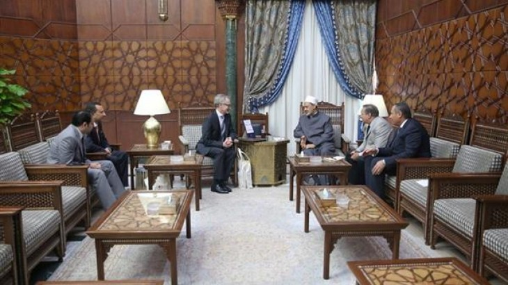 Egypt: Continuous humanitarian dialogue between the ICRC and Al-Azhar