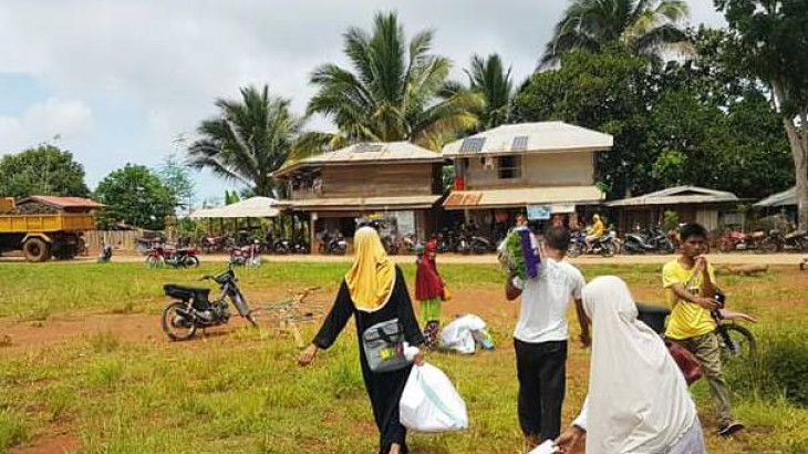 Philippines: Aid provided to 2,000 people displaced by clashes in Basilan