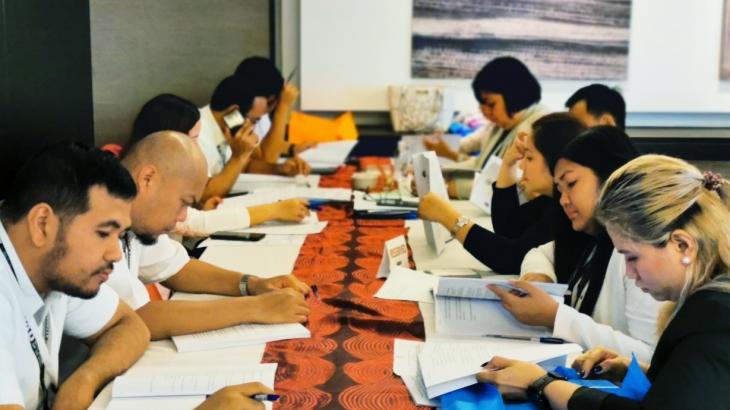 Philippines: Multisectoral training on IHL domestic legislation