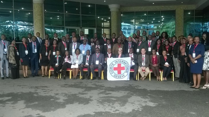 Nigeria: ICRC expands the scope of IHL exchange among university teachers