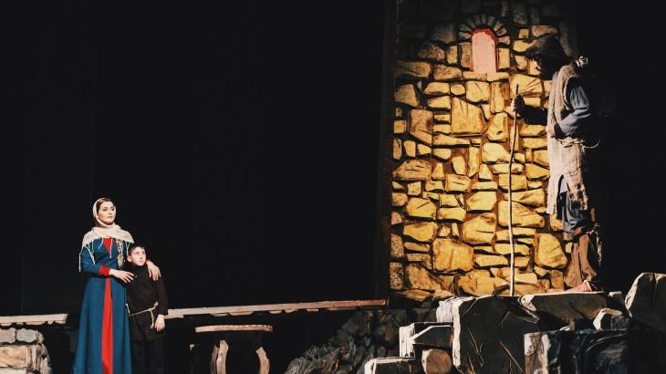 """Южная Осетия: """"Разрушенные башни"""""""