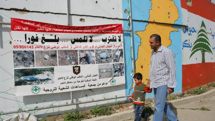 Heimtückische Streumunition tötet auch zehn Jahre nach Verbot weiter