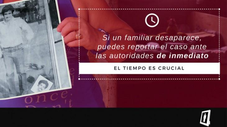 Colombia: Son necesarios avances concretos en la búsqueda de personas desaparecidas