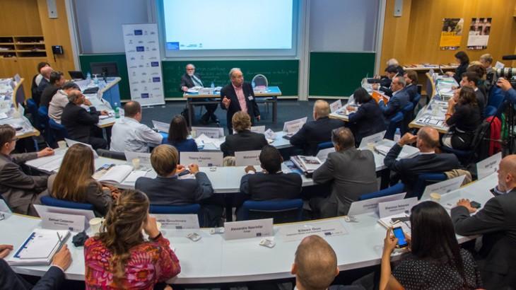 人道影响与创新全球伙伴论坛启动