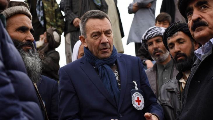 Afganistán: diario del terreno
