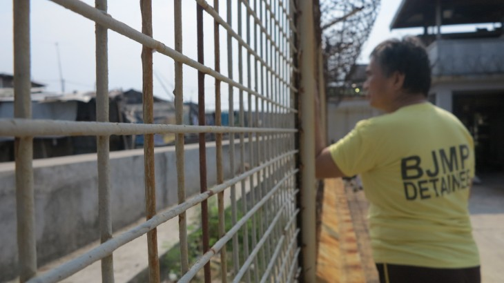 Philippines: Improving health monitoring for inmates in Navotas jail