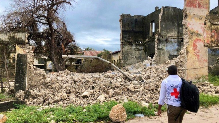 Operational update on Cyclone Kenneth: Reaching communities cut off from aid