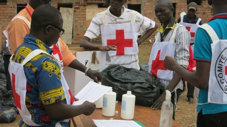 République centrafricaine : campagne contre la gale en faveur des quelque 500 détenus de la prison de Ngaragba