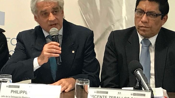 Perú: el Estado impulsará la tipificación de los crímenes previstos en el Estatuto de Roma