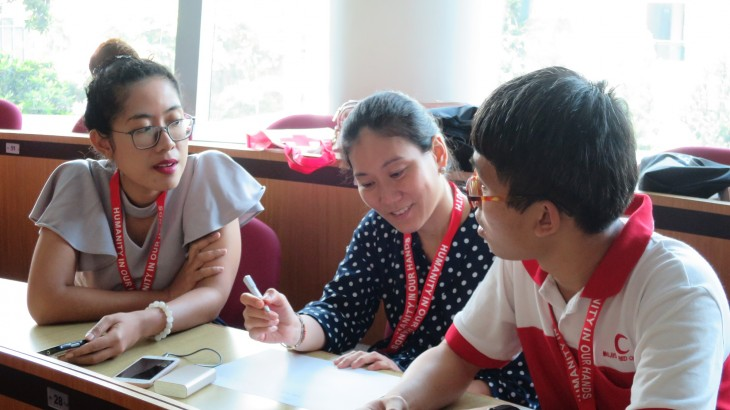 Singapore: What do youth think of international humanitarian law?