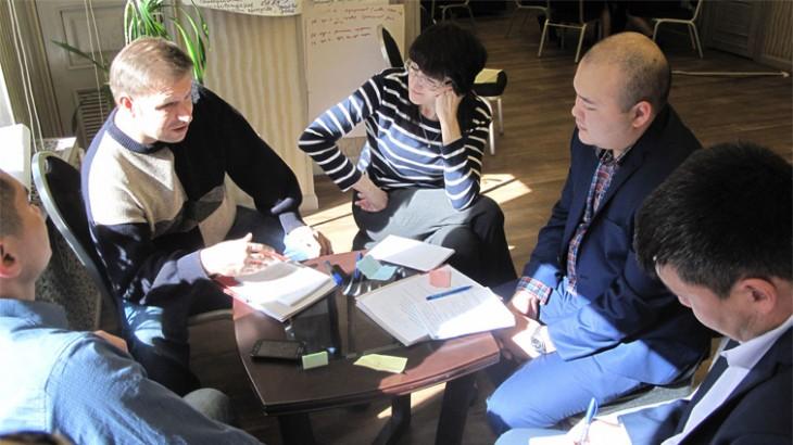 Кыргызстан: тренинг для тренеров Учебного Центра ГСИН проходит в Бишкеке