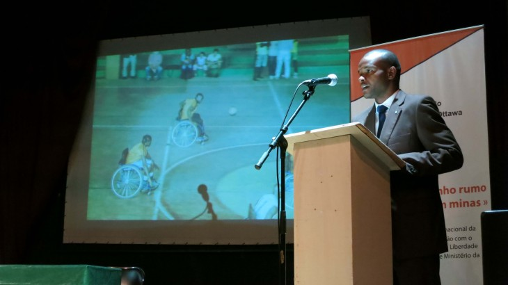 Guiné-Bissau: comemoração do Dia Internacional de Pessoas com Deficiências