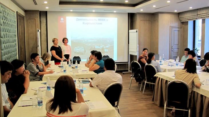 Кыргызстан: изучая новые методы лечения туберкулёза