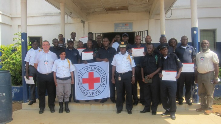 Liberia: Promoting humanitarian principles in law enforcement