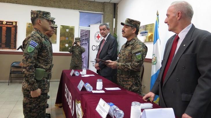 El Salvador: Fuerza Armada salvadoreña gana novedoso concurso regional sobre derecho internacional humanitario