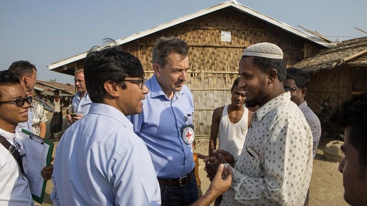 缅甸:超越紧急救援之外