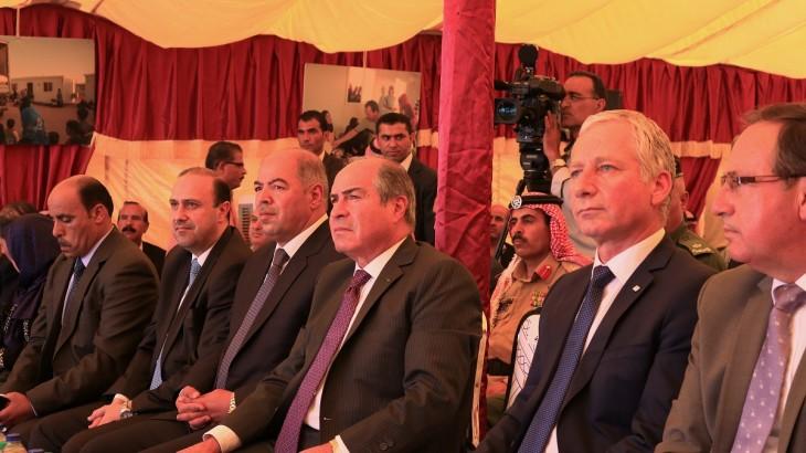 الأردن: إطلاق مشاريع للمياه في البادية الشمالية