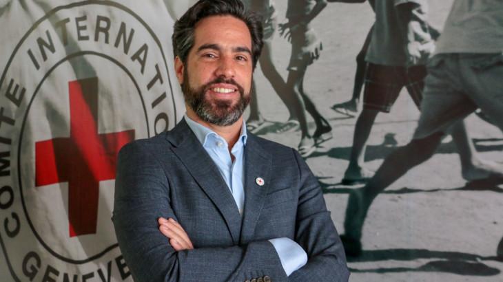 Alexandre Formisano, Chefe da Delegação Regional do CICV