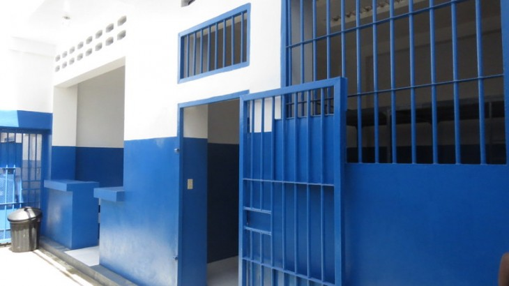 Haiti: A new wing for minors at the civilian prison in Les Cayes
