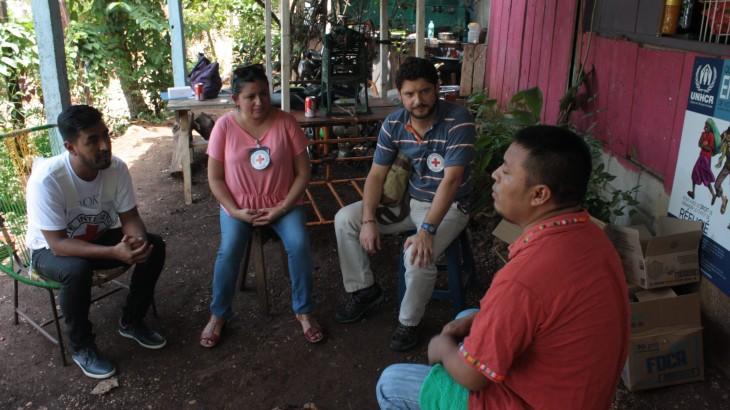 危地马拉:移民现可在埃尔赛博通过免费电话联系家人