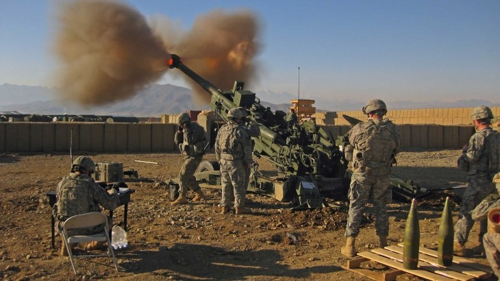 Indirect Fire : A technical analysis of the employment, accuracy and effects of indirect-fire artillery weapons