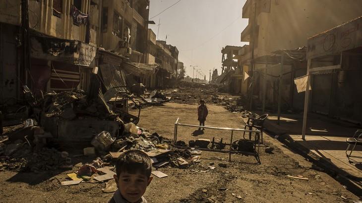 """Nouveau rapport sur les conflits urbains : </br> """"J'ai vu ma ville mourir"""""""