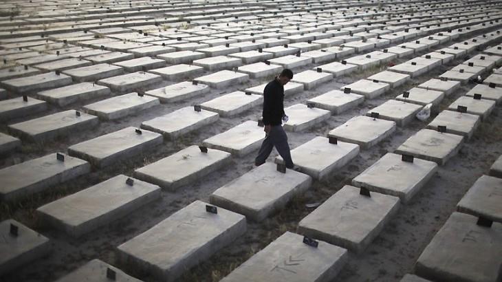 Iran-Irak : portés disparus depuis la guerre de 1980-1988