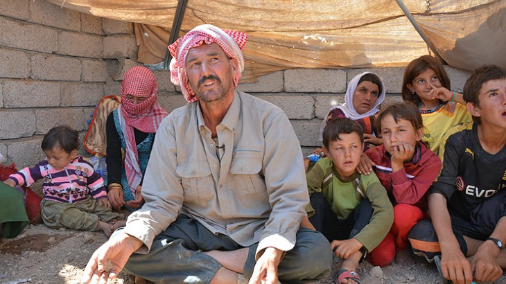 Iraq: Escaping unprecedented levels of horror
