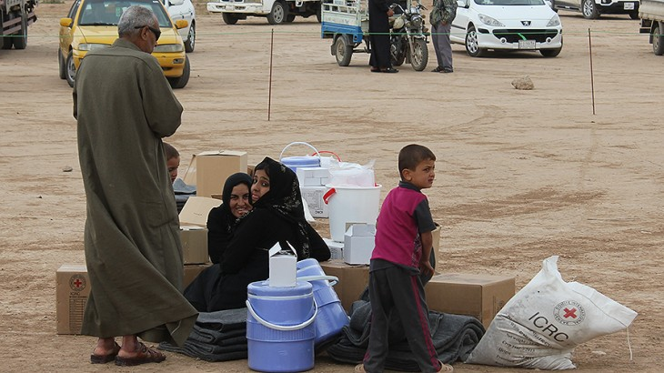 Iraq: A tough year for civilians, especially the displaced